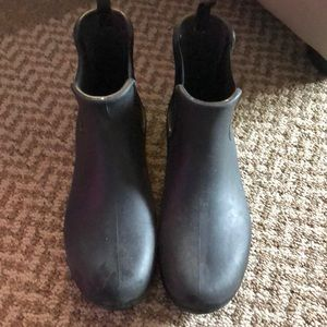 Croc Dual Ankle Rubber Boots